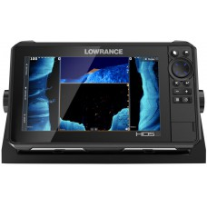 Картплоттер Эхолот Lowrance HDS-9 LIVE with Active Imaging 3-in-1 Transducer