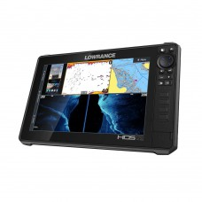 Картплоттер эхолот Lowrance HDS-12 LIVE  with Active Imaging 3-in-1